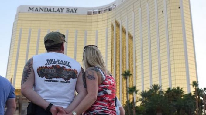 Las Vegas massacre completely disappears from the news cycle