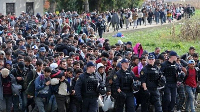 Second migrant wave in Europe will cause millions to starve