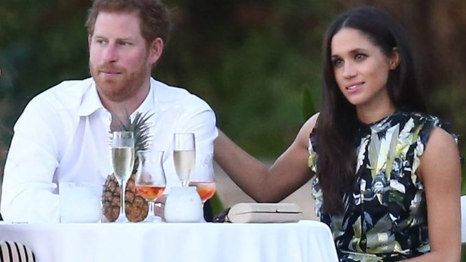 """Meghan Markle's DNA was analyzed by the British Royal Family to determine her """"ancient bloodline"""" before Prince Harry was allowed to propose."""