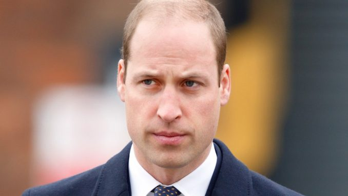Prince William warns that social media companies must eliminate conspiracy theories from their platforms