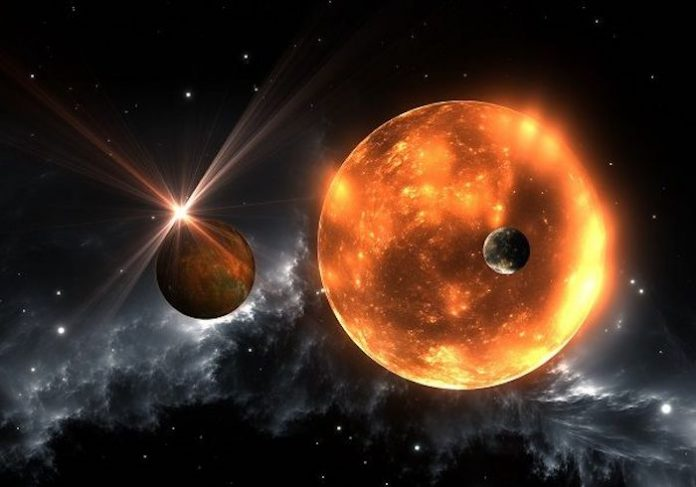 Ross 128 B >> Astronomers Detect Life Form Signals From New Earth Sized Planet