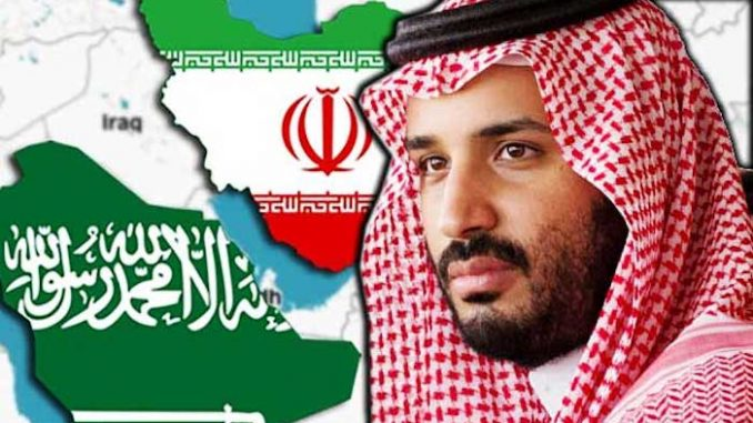 Saudi Prince Mohammad vows war with Iran