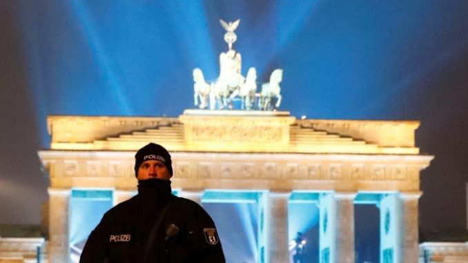 Berlin to segregate men and women during New Years Eve celebrations