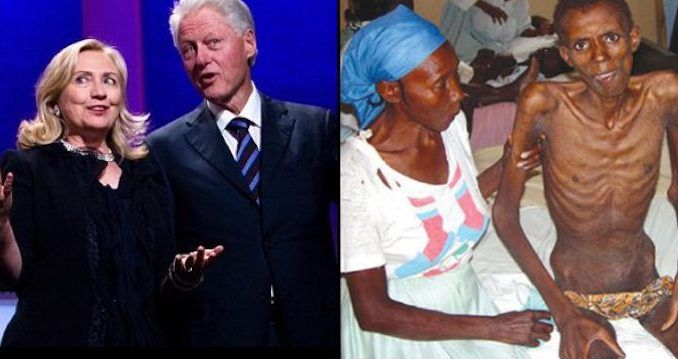 WikiLeaks emails show Clinton Foundation colluding with Big Pharma to keep AIDS drugs prices high
