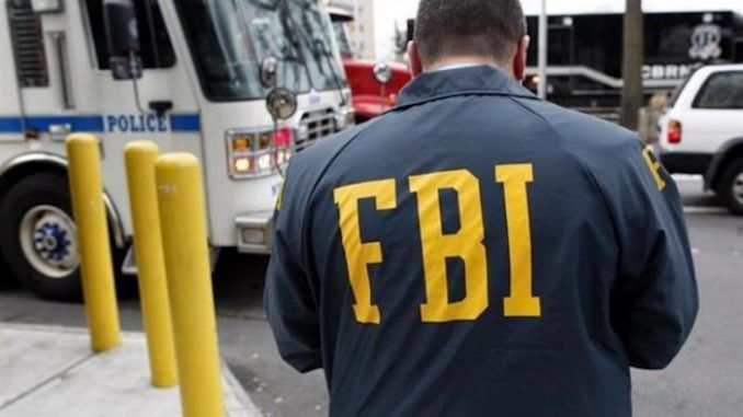 FBI arrests patsy for refusing to commit Christmas Day bombing