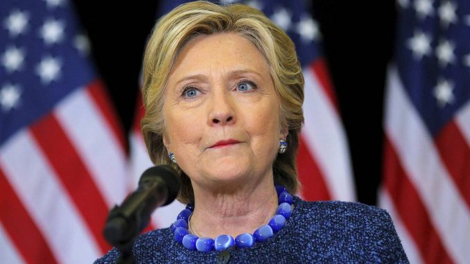 Senior FBI officials texted eachother 'hillary must win' during 2016 probe