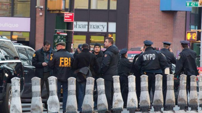 ISIS repeatedly warned about the Christmas New York City terrorist attack just weeks before Monday's attack occurred.