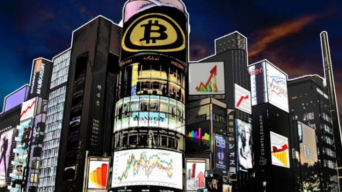 Japan prepares for huge Bitcoin collapse