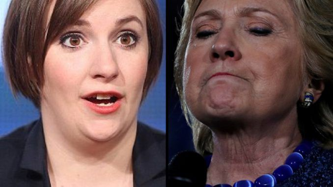 Actress Lena Dunham says Hillary Clinton ignored her warnings that Harvey Weinstein was a serial rapist