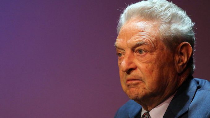 Pakistan bans George Soros from the country