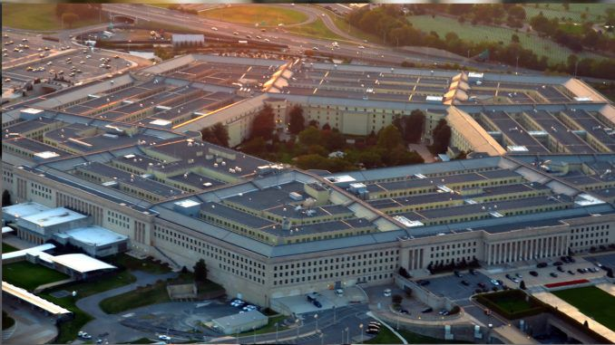 Report reveals Pentagon ran multi-million dollar UFO programme