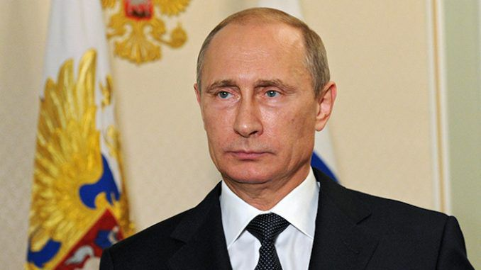 Putin warns new Russian gold standard will mean the death of the US Dollar