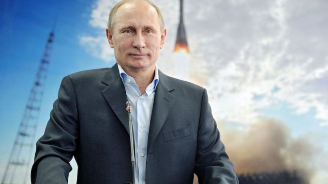 Vladimir Putin has announced plans to send 3,650 of Russia's worst pedophiles into space where they will be left to orbit the earth for the rest of eternity.