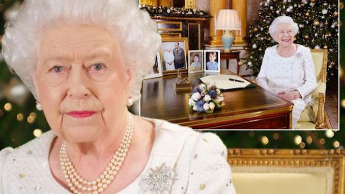 Queen Elizabeth told viewers the British government are no longer fit to serve the people, during her annual Christmas message.