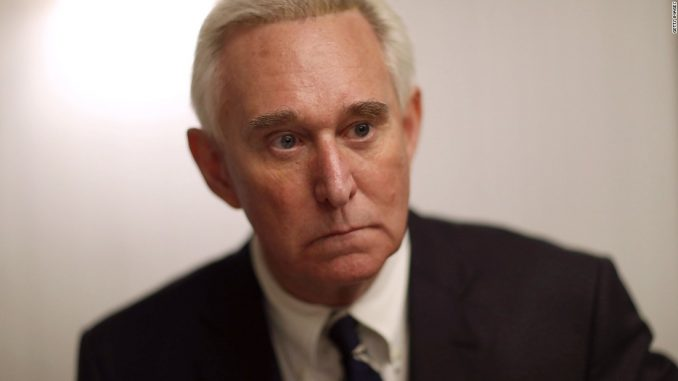 Roger Stone warns Trump cabinet members are plotting to overthrow him