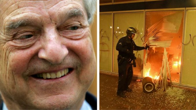 George Soros warns of nationwide riots of Mueller drops Trump investigation