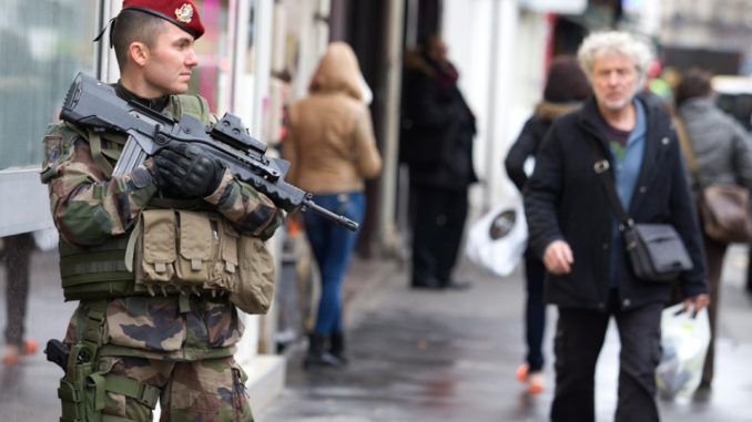 France deploys troops to streets amid radical Islam threats on Christmas