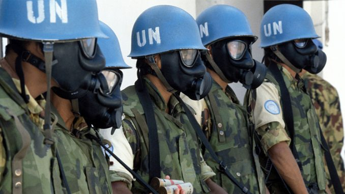 Democrat leader calls for UN imposed martial law in Chicago with troops patrolling the streets