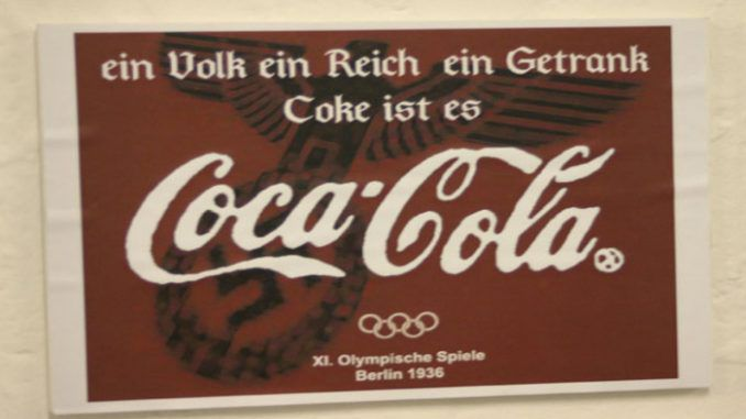 These 10 major companies supported Adolf Hiter and Nazi Germany and then went on to become fixtures in our daily lives.