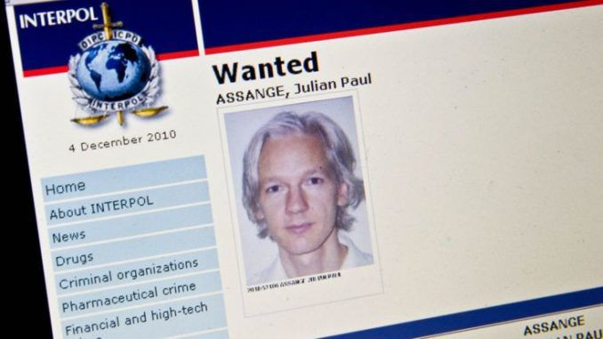 Weiner document reveals Assange Swedish arrest warrant was issued over fears Pirate Party could win Swedish election
