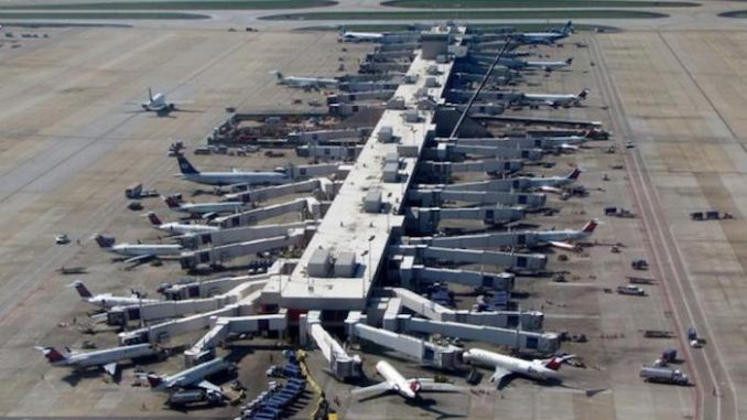 Atlanta airport blackout was decoy for transporting nukes to Israel