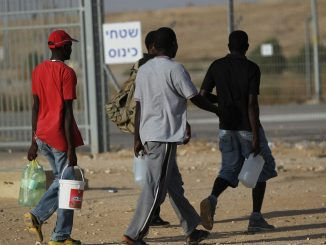 Black people expelled from Israel, given 90 days to leave or else face prison