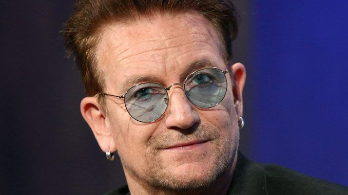 Bono slams Trump for being worst President in American history