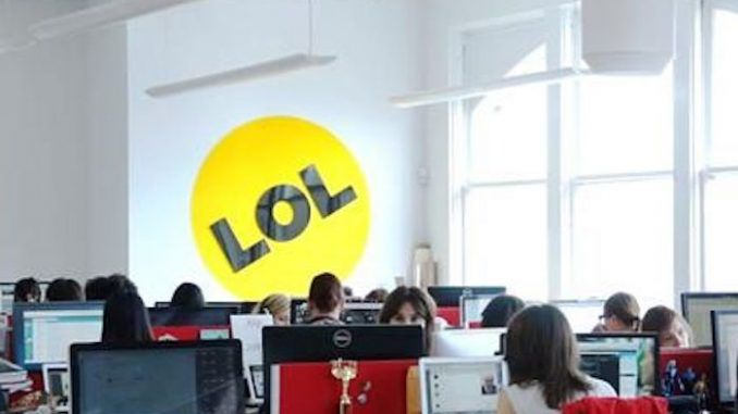 Buzzfeed UK under threat of collapse