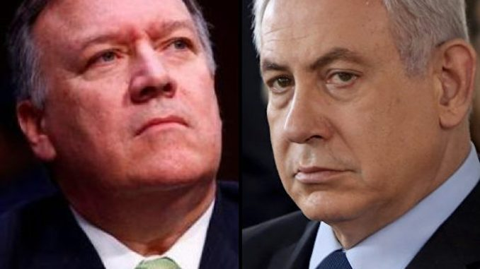 Netanyahu and CIA vow to destroy Iran