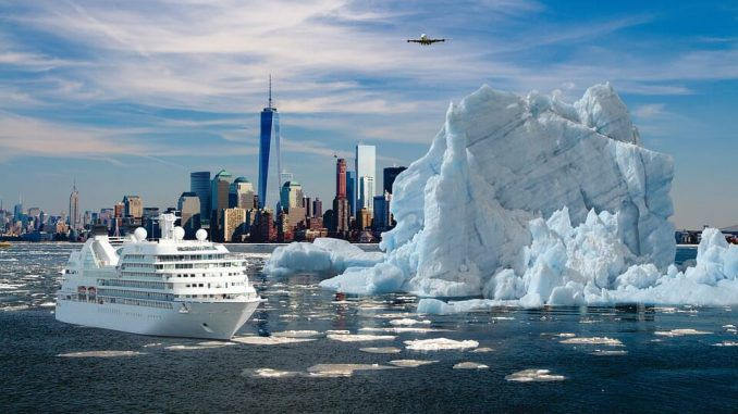 Climate change scientists caught faking sea level data