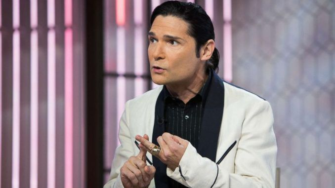 Corey Feldman threatens to release audio file naming Hollywood pedophiles unless police act