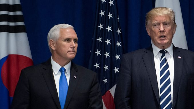 Julian Assange warns of Deep State plot to oust Trump and install Pence