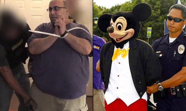 Police uncover pedophile ring at Disney World