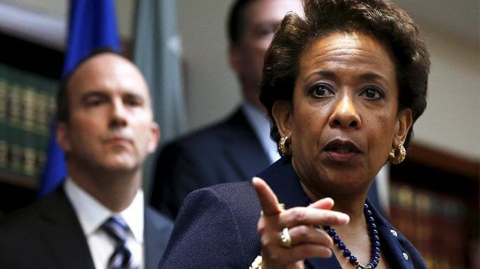 FBI caught trying to coverup meeting between Loretta Lynch and Bill Clinton