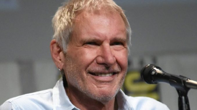 "Harrison Ford told a Norwegian radio host that Star Wars co-star Carrie Fisher was a transexual who had ""boy parts""."