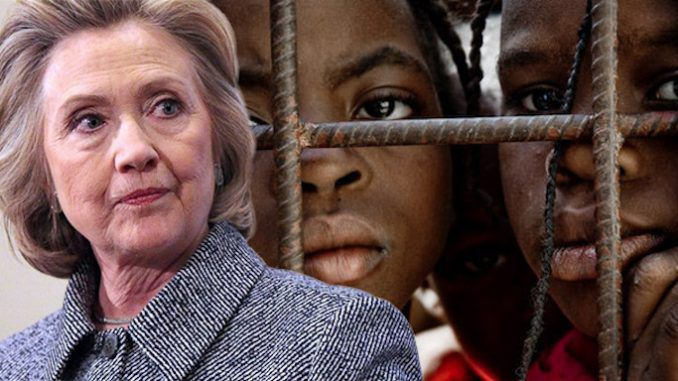 Clintons named and shamed in Haiti child trafficking lawsuit
