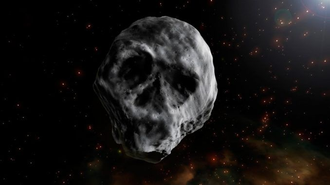 NASA warn Halloween asteroid could strike Earth in 2018