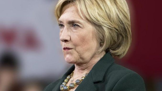 The approval rating of former presidential candidate Hillary Clinton has hit an all time record low, according to the latest Gallup poll.