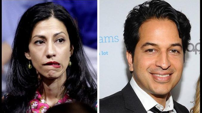 Huma Abedin's cousin jailed for fraud with Russian Donald Trump