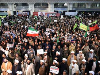 Millions of Iranians protest New World Order