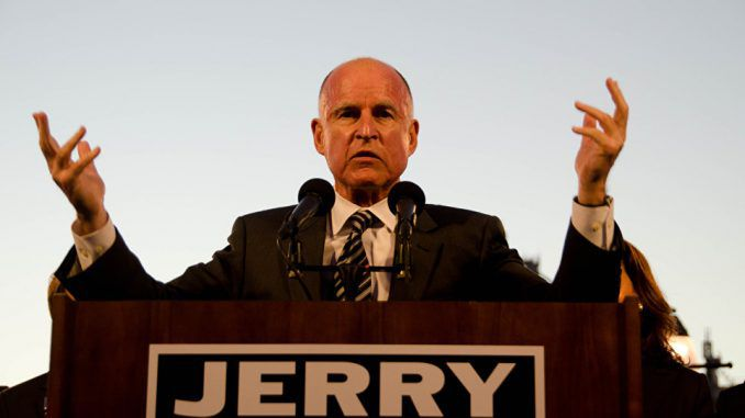 California governor Jerry Brown pardons dangerous, violent illegal aliens to prevent them from being deported