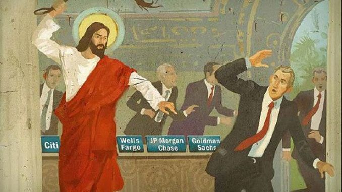 Religious scholar reveals that Jesus died for our debts, not our sins