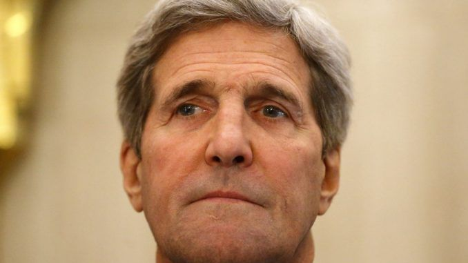 John Kerry admits that Israel and Saudi Arabia wanted all-out war with Iran