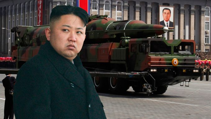 Kim Jong-un claims to have built worlds most powerful nuclear weapons arsenal