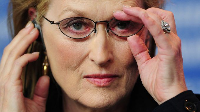 Meryl Streep investigated for helping to cover-up Harvey Weinstein's sexual crimes