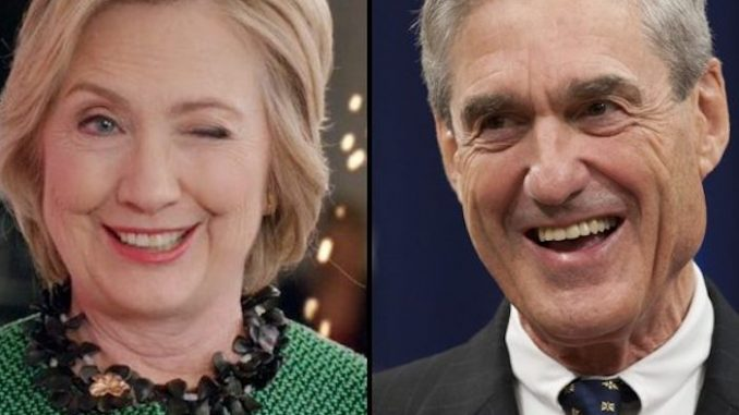 WikiLeaks emails prove Special Counsel Robert S. Mueller is a long-term Clinton-alligned political operative.