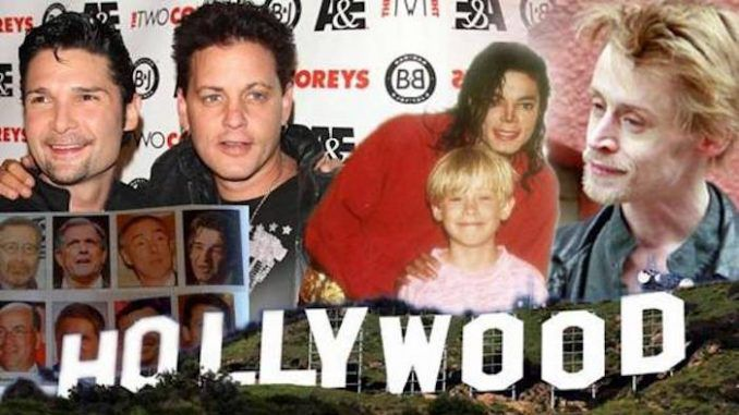 "An Open Secret, a documentary about the abuse of young boys at the hands of ""important men"" in Hollywood, is now available online for free."