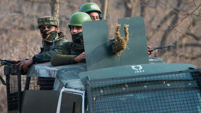 Pakistan open fire at Indian border and warn of imminent nuclear war