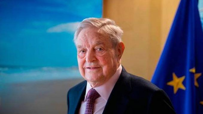George Soros illegally funds effort to amend Ireland's constitution