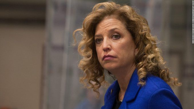 Debbie Wasserman Schultz hauled before House Intel Committee over election fraud charges